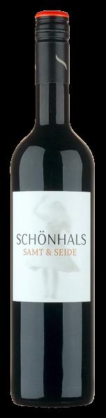 Samt und Seide Dornfelder mild - Weingut Eugen Schönhals - Biebelnheim