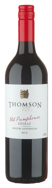 Shiraz 'Old Pumphouse' Thomson Estate -