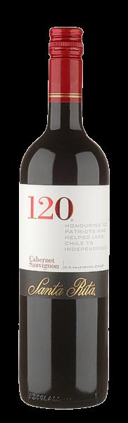 Cabernet Sauvignon '120' - Santa Rita - Santiago, Chile