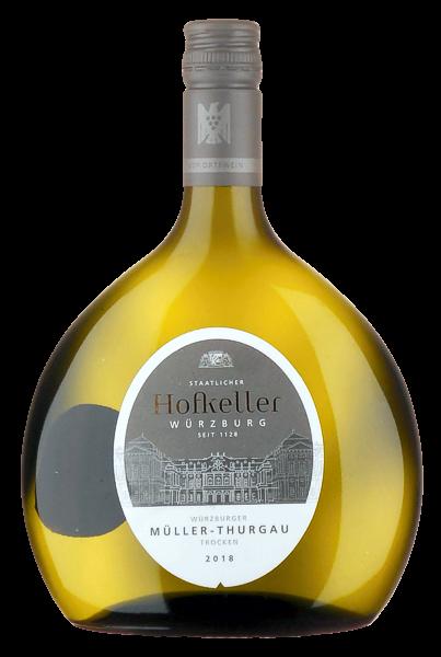 Würzburger Müller-Thurgau Kabinett trocken - Staatlicher Hofkeller Würzburg