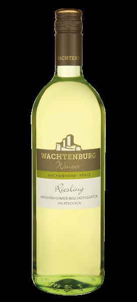 Wachenheimer Bischofsgarten Riesling halbtrocken - Wachtenburg Winzer