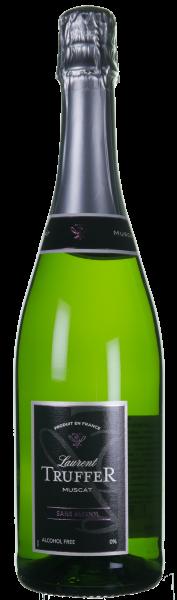 Laurent Truffer Muscat sparkling Blanc - alkoholfrei - Rivarose