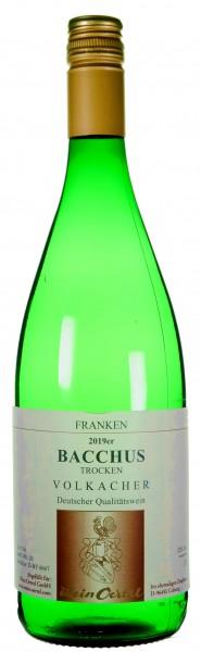 Volkacher Bacchus trocken Edition Wein Oertel