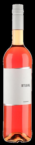 'Feder Stahl' Rosé rosenrot - Winzerhof Stahl - Auernhofen