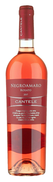 Negroamaro Rosato Salento - Cantele Rosé