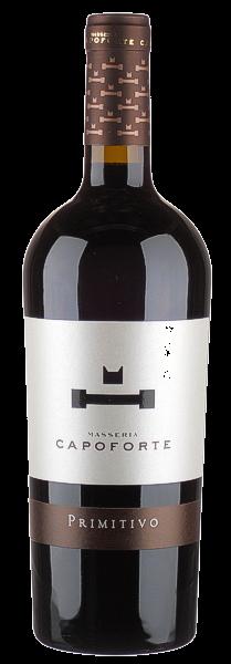 Primitivo Salento - Masseria Capoforte | IGT