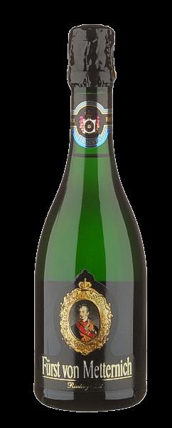 Riesling Sekt trocken - Fürst von Metternich - Halbeflasche