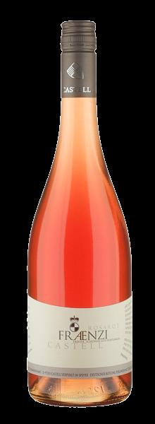 Fraenzi Rosarot - Deutscher Rotling Rosé Perlwein von Castell