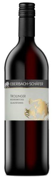 Helfenberger Schlossberg Trollinger halbtrocken - Weingut Eberbach-Schäfer - Lauffen
