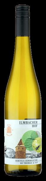 Sommer Time Weißweincuveé trocken - Weingut Ilmbacher Hof