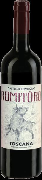 ROMITORO igt Rosso di Toscana - Castello Romitorio