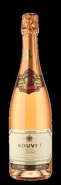 Cremant de Loire Rosé Excellence Brut - Bouvet-Ladubay