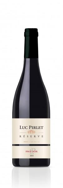 Luc Pirlet Pinot Noir Les Barrique Reserve - Domaine Luc Pirlet