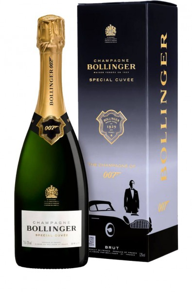 Champagner Bollinger Spezial Cuvee Brut