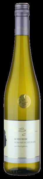Scheurebe vom Muschelkalk trocken - Weingut Otmar Zang - Sommerach