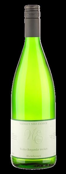 Weißer Burgunder trocken Weingut Neef-Emmich - Bermersheim