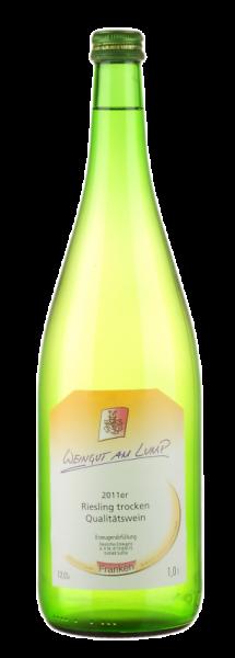 Riesling trocken - Weingut am Lump Albrecht Sauer - Escherndorf