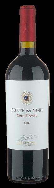 Nero d'Avola 'Et. Bianca' Terre Siciliane - Corte dei Mori - Francesco Minini