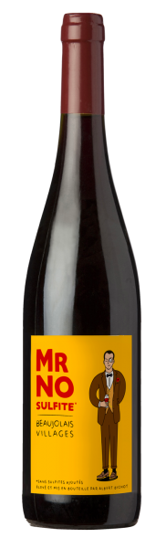 Mr. NO Sulfite* - Albert Bichot - Bourgogne
