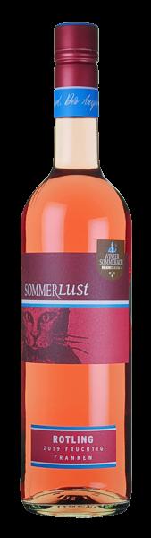 Rotling fruchtig 'Sommerlust' - Winzerkeller Sommerach eG