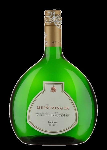 Frickenhäuser Weißer Burgunder trocken - Weingut Meintzinger - Frickenhausen