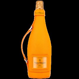 Champagner Veuve Clicquot Ponsardin brut in Neopren Ice Jacket
