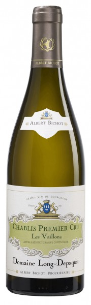 Chablis 1er Cru Les Vaillons AC Domaine Long Depaquit - Albert Bichot - Bourgogne