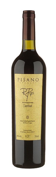 Tannat RPF Family Reserve- Pisano