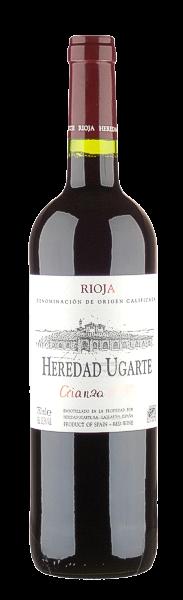 Ugarte Crianza - Heredad Ugarte - Rioja