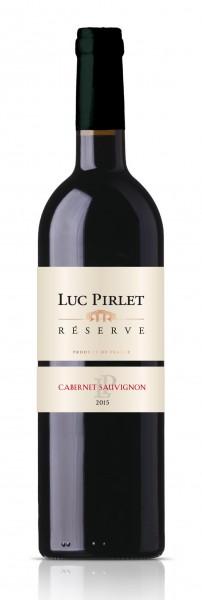 Luc Pirlet Cabernet Sauvignon Les Barrique Reserve - Domaine Luc Pirlet
