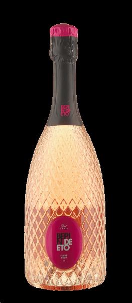Rosé Spumante Brut Vintage - Bepin De Eto