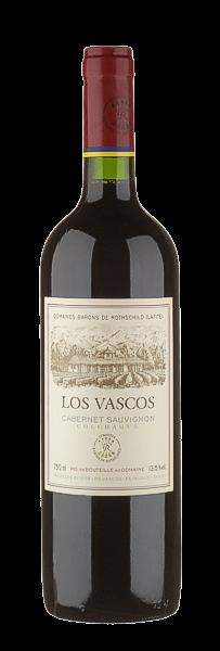 Cabernet-Sauvignon 'Los Vascos' - Les Domaines Barons de Rothschild
