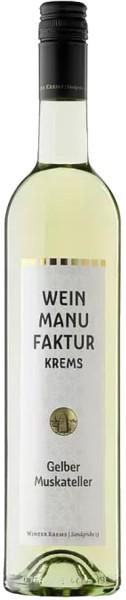Gelber Muskateller 'Kellermeister Privat' - Winzer Krems - Krems