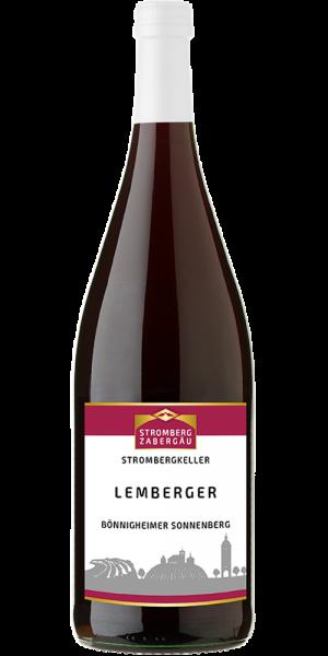 Bönnigheimer Sonnenberg Lemberger trocken - Stromberg Kellerei - Bönnigheim