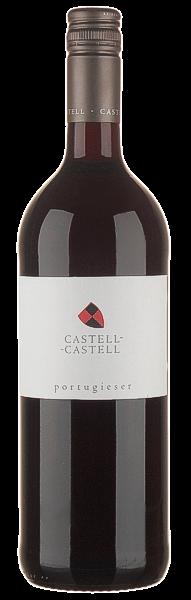 Castell-Castell Portugieser halbtrocken - Fürstlich Castell'sches Domäneamt - Castell