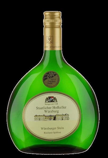 Würzburger Stein Rieslaner Spätlese - Staatlicher Hofkeller Würzburg